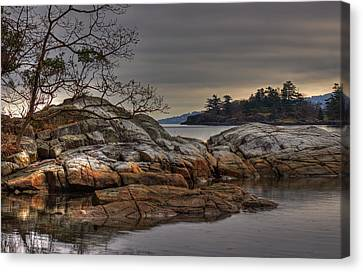 Tranquil Waters Canvas Print