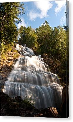 Bridal Veil Falls Canvas Print by Sabine Edrissi