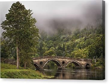Landscape Wall Art Kenmore Bridge Canvas Print