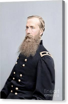 Brigadier General Charles K Graham Canvas Print by Celestial Images