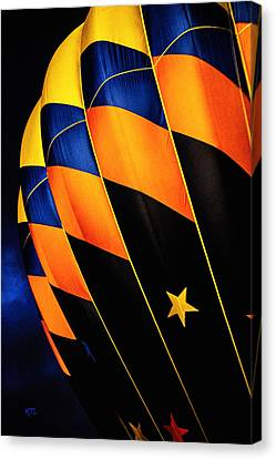 Bright Balloon  Canvas Print