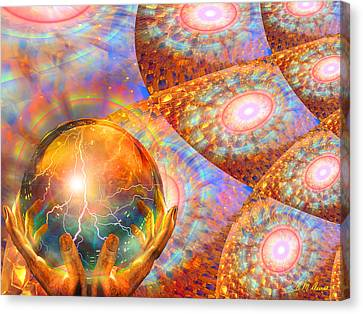 Bright Future Canvas Print by Michael Durst