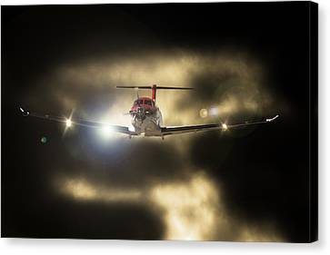 Bright Light Canvas Print by Paul Job