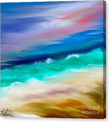 Brighter Days Canvas Print