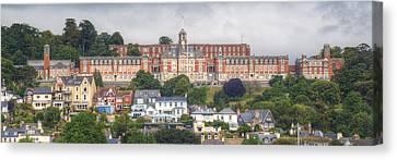 Britannia Royal Naval College Canvas Print by Chris Day
