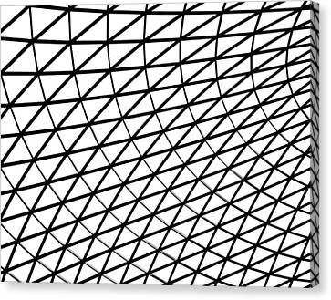 British Museum Geometry Canvas Print