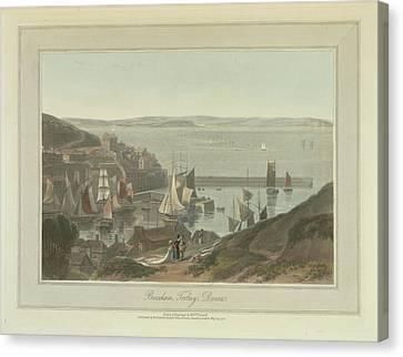 Brixham Canvas Print by British Library