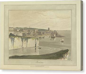 Broadstairs Canvas Print by British Library