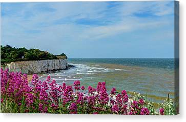 Broadstairs Sea Views Canvas Print