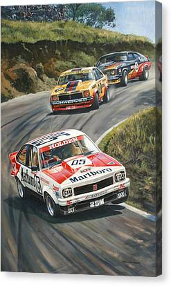 'brock's Bathurst 1979' Canvas Print