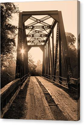Brooklyn Bridge 3 Canvas Print