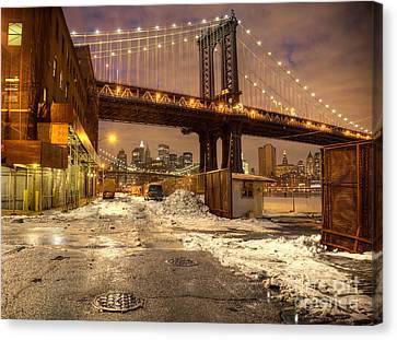 Brooklyn Canvas Print by Denis Tangney Jr