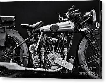 Brough Superior Canvas Print by Tim Gainey