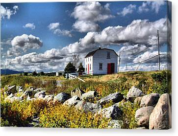 Brud's Place Renews Nl Canvas Print