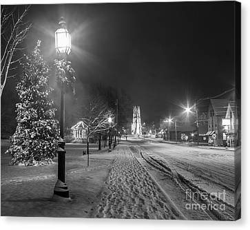 Brunswick Maine Canvas Print