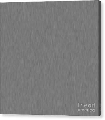Brushed Metal Up Down Canvas Print