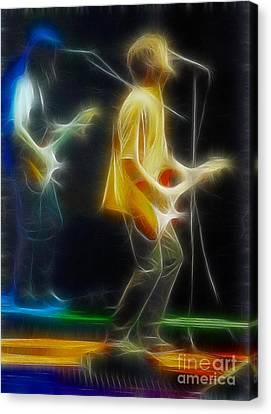 Bryan Adams-neighbors-ge18-fractal Canvas Print by Gary Gingrich Galleries