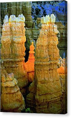 Bryce Canyon Hoodoos Canvas Print