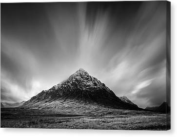 Buachaille Etive Mor 1 Canvas Print by Dave Bowman