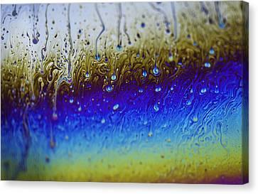 Bubble Art Canvas Print