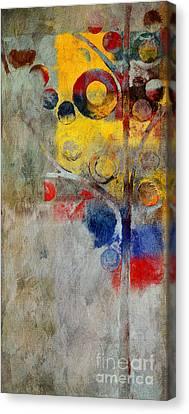 Bubble Tree - Rs55 Canvas Print