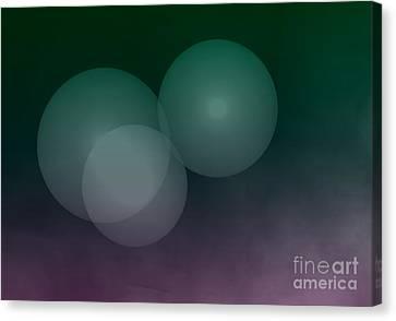 Bublles Canvas Print by Bernard MICHEL