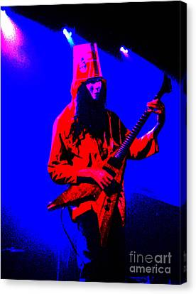 Buckethead-12c-1 Canvas Print by Gary Gingrich Galleries