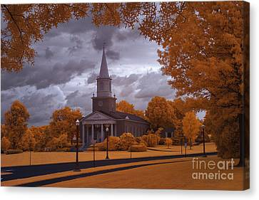 Bucknell 1 Canvas Print by Mike Kurec