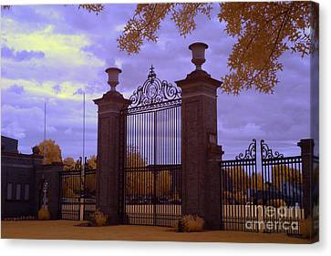 Bucknell 4 Canvas Print by Mike Kurec