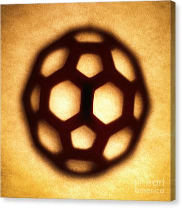 Buckyball Canvas Print