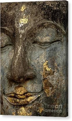 Buddha Thailand 1 Canvas Print by Bob Christopher