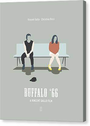 Buffalo '66 Canvas Print by Smile In The  Mind