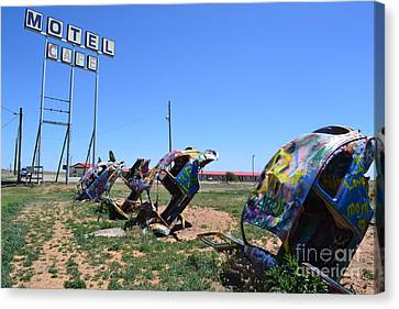 Canvas Print featuring the photograph Bug Ranch by Utopia Concepts