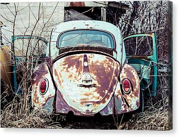Canvas Print featuring the photograph Buggin' Out by Brian Bonham