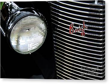 Buick 8 Canvas Print by David Lawson