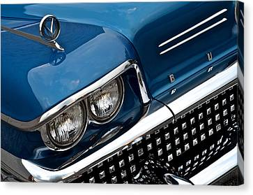 Buick Canvas Print by Frozen in Time Fine Art Photography
