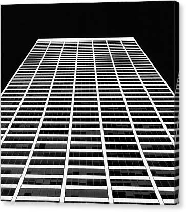 Building Blocks Canvas Print by Dave Bowman