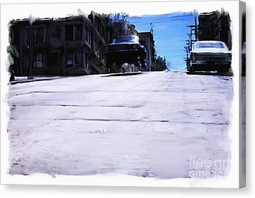 Bullitt Canvas Print