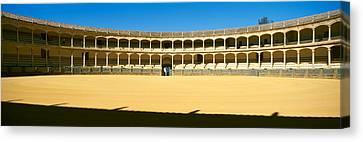 Bullring, Plaza De Toros, Ronda Canvas Print