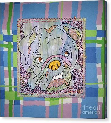 Bully Canvas Print by Susan Sorrell
