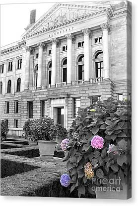 Bundesrat Germany Canvas Print