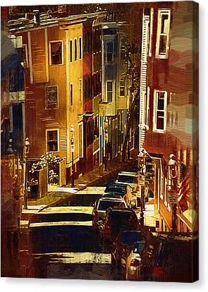 Bunker Hill Canvas Print by Kirt Tisdale