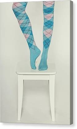 Burlington Socks Canvas Print