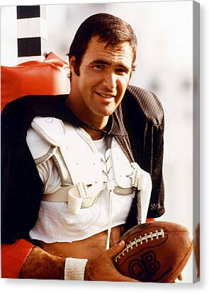 Burt Reynolds In The Longest Yard Canvas Print