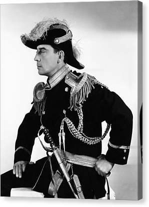 Buster Keaton, Mgm Publicity Shot, 1932 Canvas Print