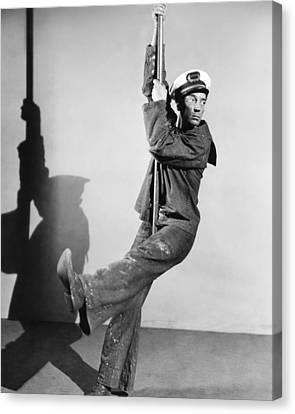 Buster Keaton, Mgm Publicity Shot Canvas Print