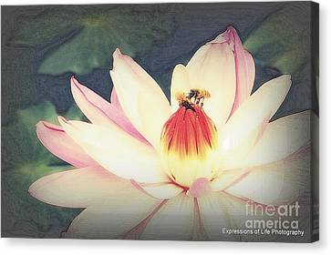 Busy  Canvas Print by Irene Peeples