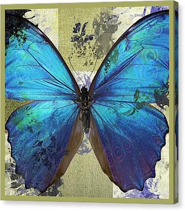 Butterfly Art - S01bfr02 Canvas Print