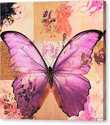 Butterfly Art - Sr51a Canvas Print