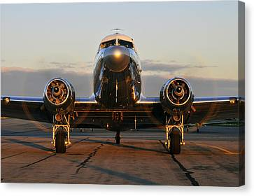 C-47 Skytrain Canvas Print by Dan Myers